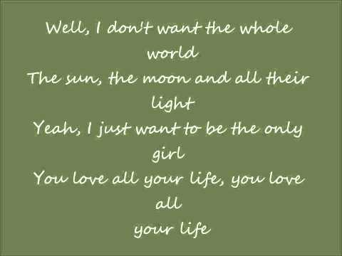 All Your Life Lyrics - The Band Perry