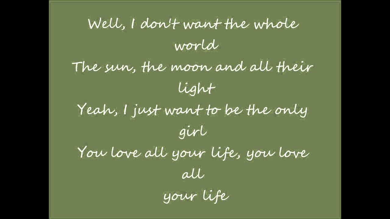 Blur – All Your Life Lyrics | Genius Lyrics