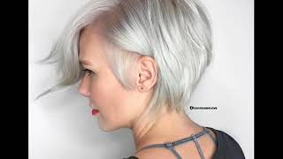 fashionable short hairstyles - short hairstyle ideas - hair hacks for girls with short hair