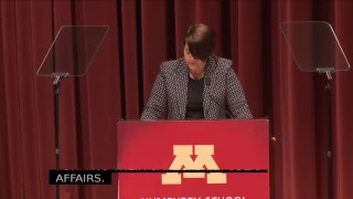 2017 Humphrey School of Public Affairs Commencement Ceremony thumbnail