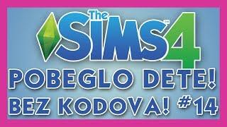 The Sims 4 - DETE POBEGLO - BEZ KODOVA #14