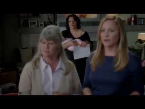 "Grey's Anatomy 7x20  SNEAK PEEK 2 ""White Wedding""Callie Arizona and their parents"