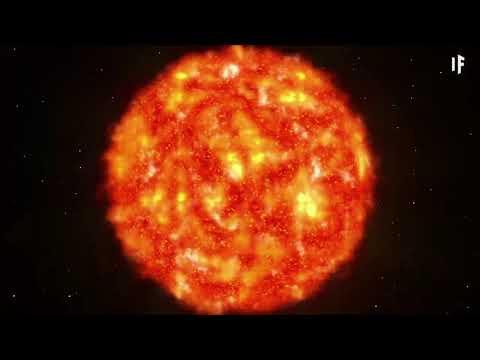Betelgeuse la estrella supergigante