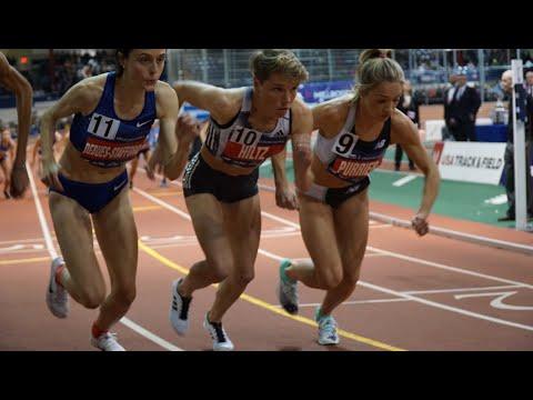 Elinor Purrier, Ajee' Wilson, Donavan Brazier set American Records at 113th Millrose Games