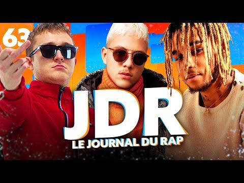Youtube: JDR #63: Vald sort 4 albums, les ventes de Niska, Zola, Booba, PLK…
