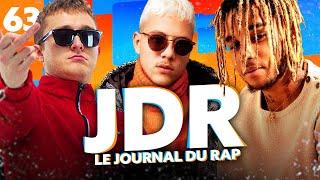 JDR #63 : Vald sort 4 albums, les ventes de Niska, Zola, Booba, PLK...