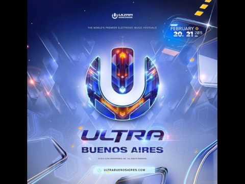 Ultra buenos aires 2015 showtek (Set Radio Metro)