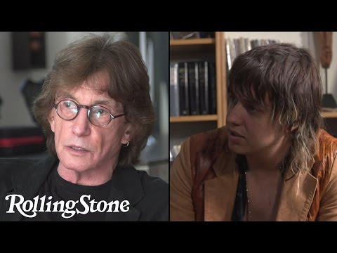 Julian Casablancas Interviews Henry Giroux