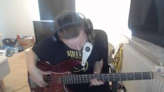 Скачать Shocking Blue Love Buzz Bass Cover