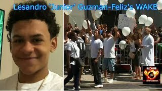 1,000+ Mourners Attend Slain Bronx Teen Lesandro Guzman-Feliz Memorial Services