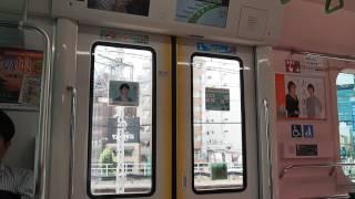 JR東日本E235系 モハE235-10 秋葉原→神田→東京(三菱SiC)