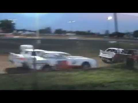 Street Stock Heat Races 9 3 16 Central Missouri Speedway