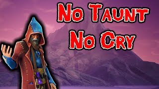 Fortnite Creepypasta: No Taunt No Cry