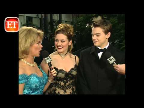 Globes Flashback '98: Leo & Kate's Titanic Hit