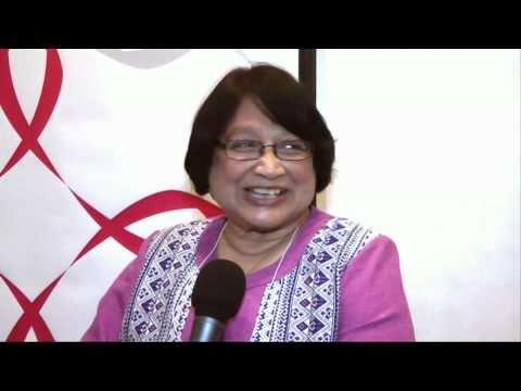 Basanti Majumdar talks about HIV awareness in Indian immigrant communities in Canada