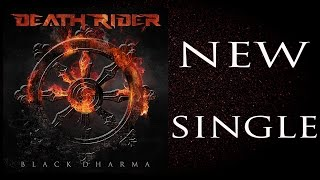 Death Rider - Black Dharma - Lyric Video
