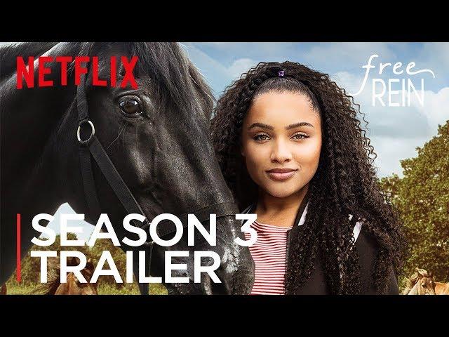 Free rein season 4