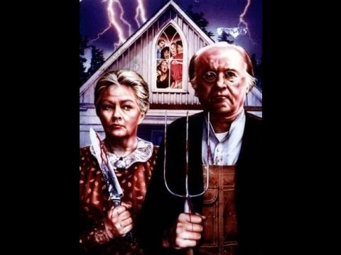 American Gothic 1988, J. Hough