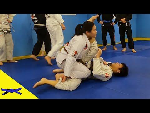 Valentine's Jiu-Jitsu Training - BJJ Diary