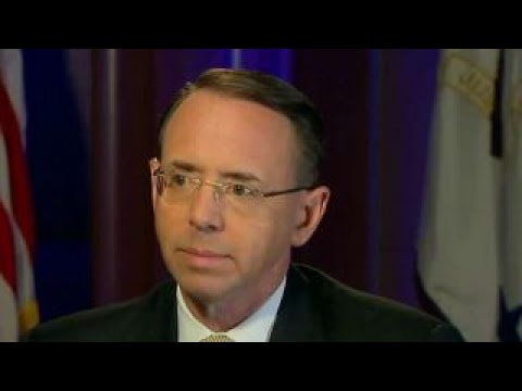 Martha MacCallum previews her interview with Rod Rosenstein