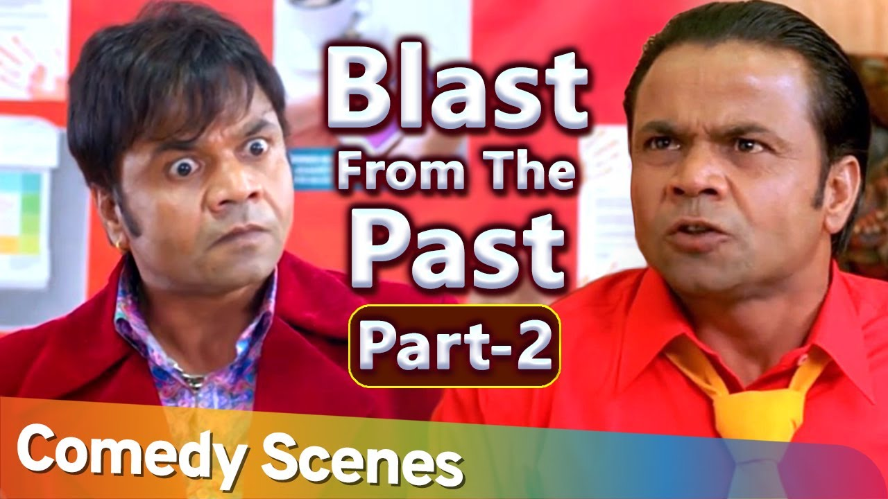 Blast from the Past |  Best Scenes of Rajpal Yadav -Shaadi Teri Bajayegay Band Hum | Part 2