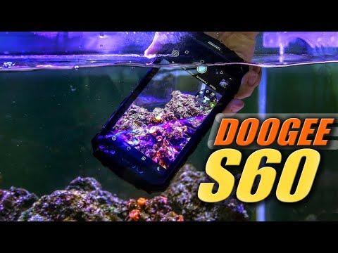 """Doogee S60 - брать ли?! Doogee """"в корпусе"""" Ulefone Armor 2!"""