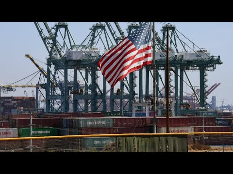 IMF cuts global growth forecast amid US, China trade war