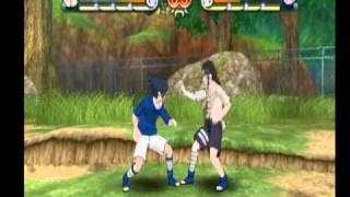 Naruto clash of ninja revolution 2 specials part 1
