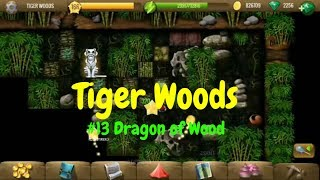 Tiger Woods - #13 Dragon of Wood - Diggy