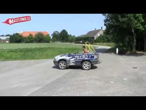 Opel Asterix convertible