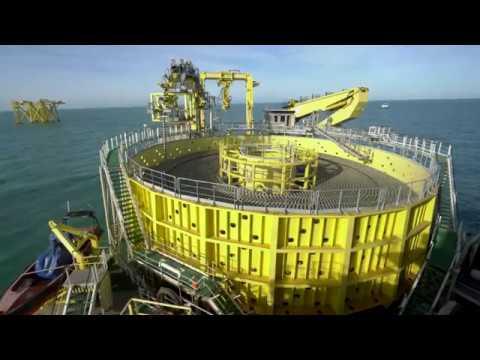 Boskalis - Installation export cables Borssele Alpha
