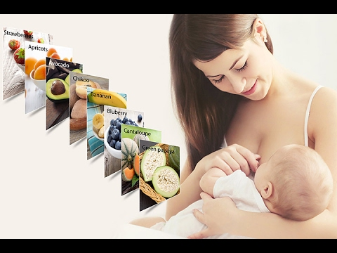 Best Fruits You Should Eat While Breastfeeding thumbnail