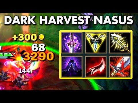 Dark Harvest NASUS - 1 SHOT Montage!