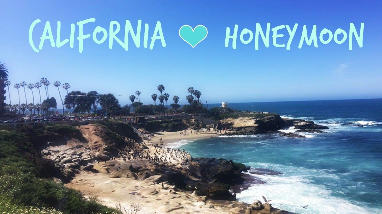 Honeymoon Locations In California Of California Road Trip 2016 Honeymoon Adventures Travel