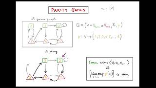 Games: From Logic and Automata to Algorithms 1