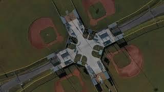 McAllen Baseball Complex -  DJI Mavic 2 Pro