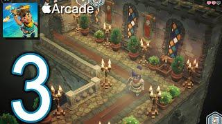 Wonderbox: The Adventure Maker Apple Arcade Walkthrough - Part 3 - Campaign: The Hero's Journey