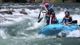 Exploring Mindanao: CDO-whitewater rafting