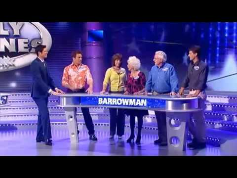 John Barrowman  All Star Family Fortunes 1