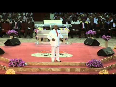 Bishop David Oyedepo:Who Are God's Prophets?