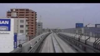 02.日暮里・舎人ライナー「高野~見沼代親水公園」