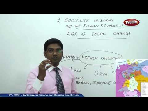Socialism in Europe-Russian Revolution|Class 9th Social Studies | NCERT|CBSE Syllabus | Live Videos
