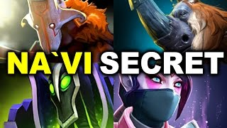 NAVI vs SECRET - EPICENTER EU Quals - Winners Final DOTA 2