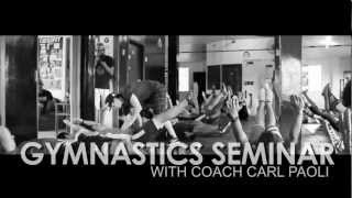 Freestyle Connection Seminar with Carl Paoli / Naka Athletics