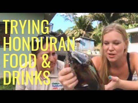 Honduras Food & Alcohol! | English Girl In Honduras
