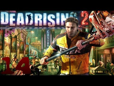 Let's Play Dead Rising 2 #14 - Crying At The Discoteque! [Xbox360/HD/German]