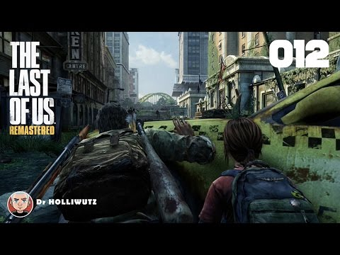 The Last of Us #012 - Durchs Grand Hotel zur Brücke [PS4] Let's play Last of Us remastered