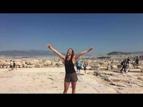 My 200hr YTT adventure- Athens, Greece- Day 14