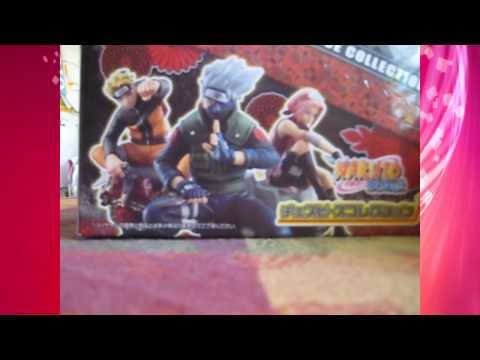 Unboxing: Naruto Chess Piece Collection R