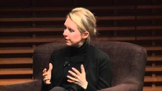 Elizabeth Holmes, Theranos: Transforming Healthcare by Embracing Failure